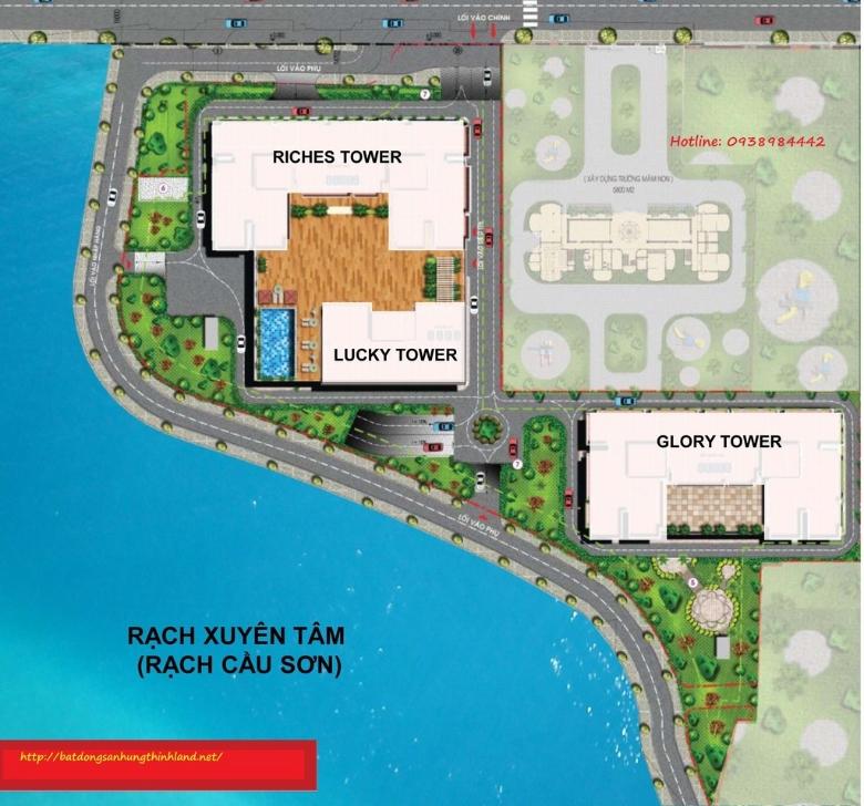 Thông tin dự án Richmond city