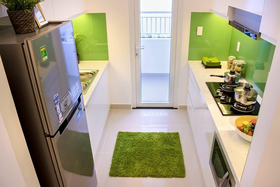 Phòng bếp căn hộ lavita garden thủ đức