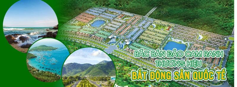 Tổng thê khu đô thị goldenbay Cam Ranh