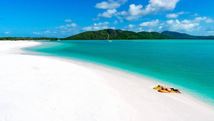 Bờ biển Bãi Dài Cam Ranh Goldenbay