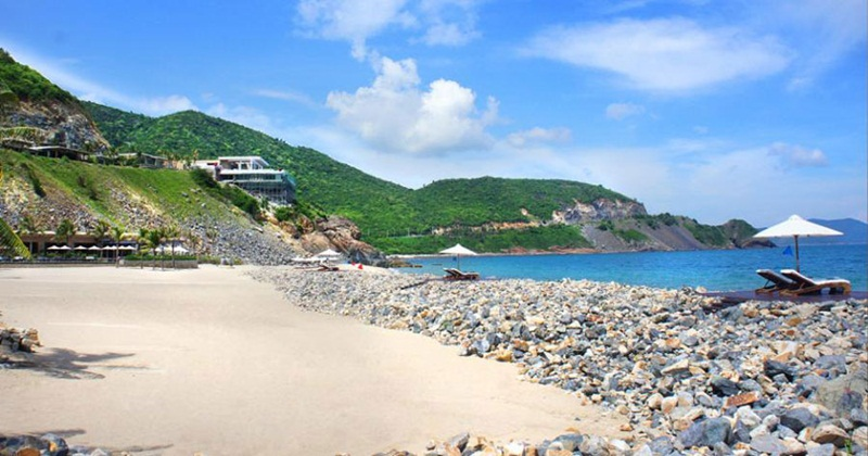 Khu du lịch Biển Bãi Dai - dự án Goldenbay Bãi Dài Cam Ranh