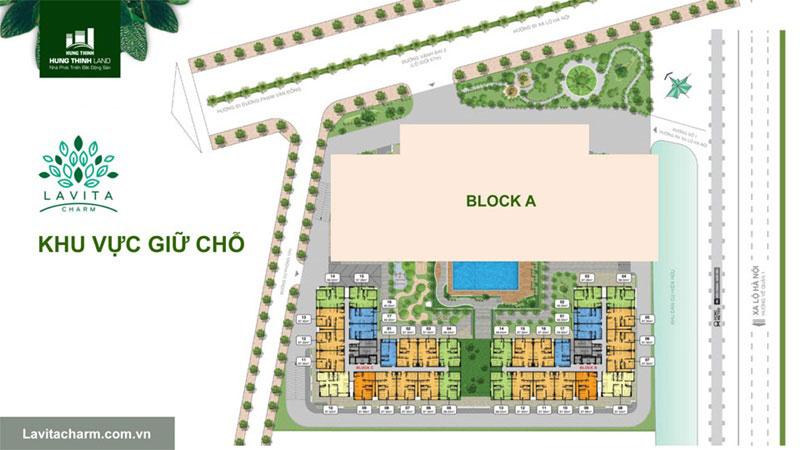 Đặt chỗ Block B& C dự án căn hộ lavita charm thủ đức