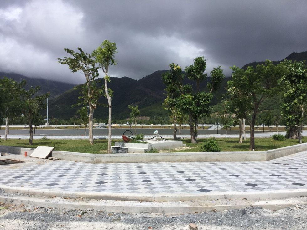 đất nền dự án Goldenbay Bãi Dài Cam Ranh - Hồ Khu D16