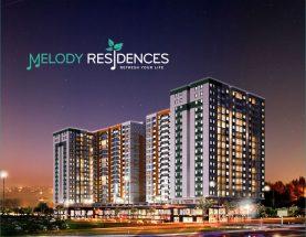 Tổng quan căn hộ Melody Residences Au Co