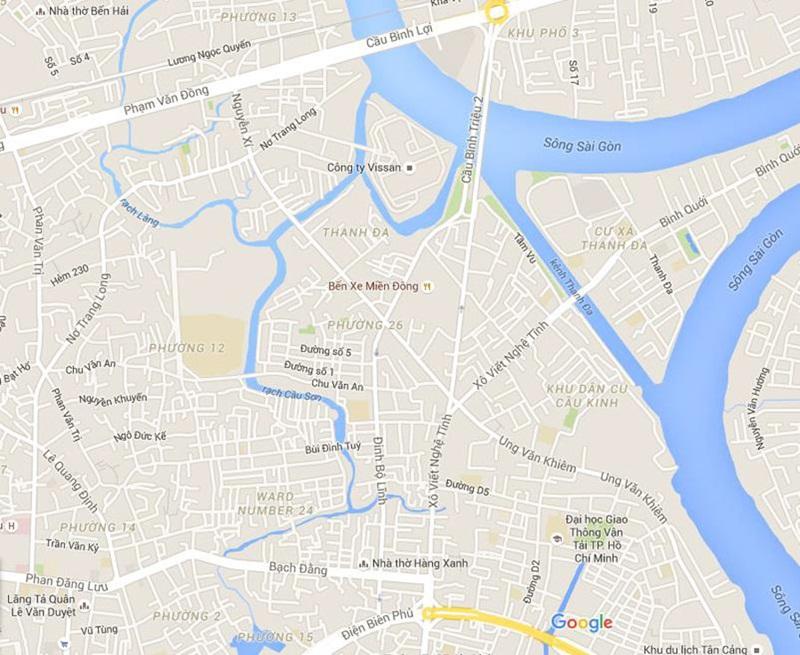 Đương Nguyễn Xí Richmond city