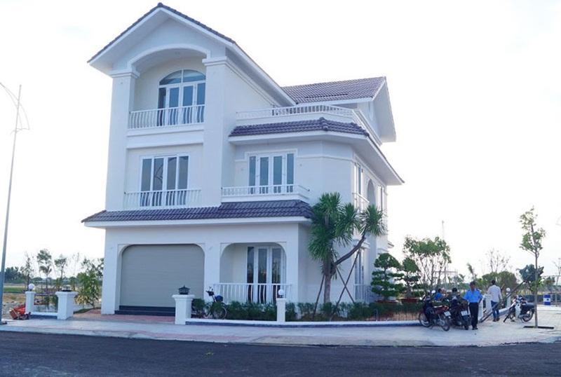 Thiết kế mẫu biệt thự dự án Goldenbay Bãi Dài Cam Ranh 12-18
