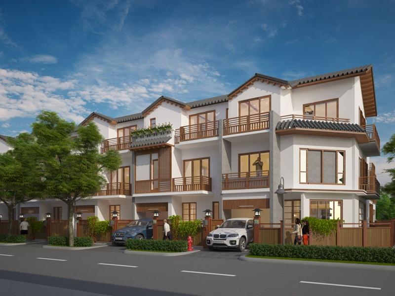 Thiết kế dự án Goldenbay Bãi Dài Cam Ranh theo mẫu Nhật