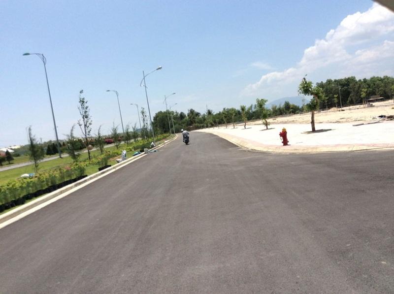 Cơ sở hạ tầng dự án Goldenbay Bãi Dài Cam Ranh khu D17-28
