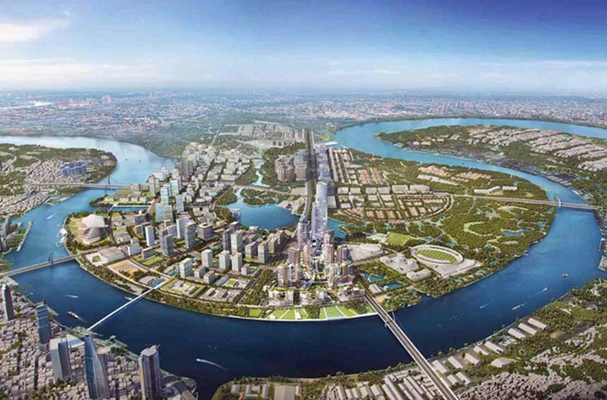 dự án Saigon Mysetry villas