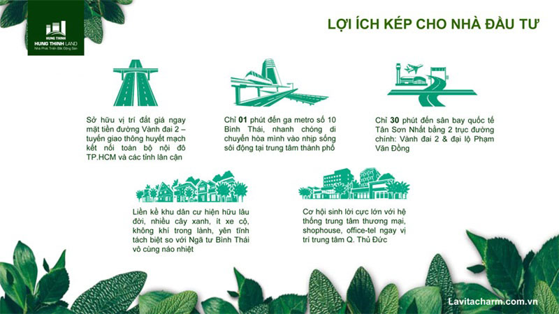 can ho lavita charm binh thai chi 1.3 ty/can