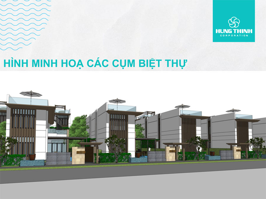 Mẫu biệt thư Cam Ranh Mystery Villas