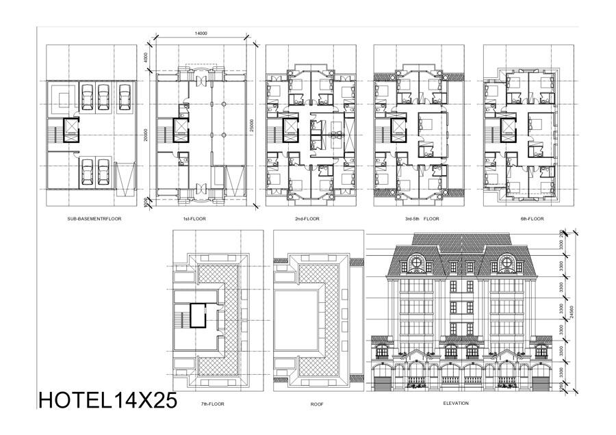 Mẫu thiết kế ddự án Goldenbay Bãi Dài Cam Ranh 14-25