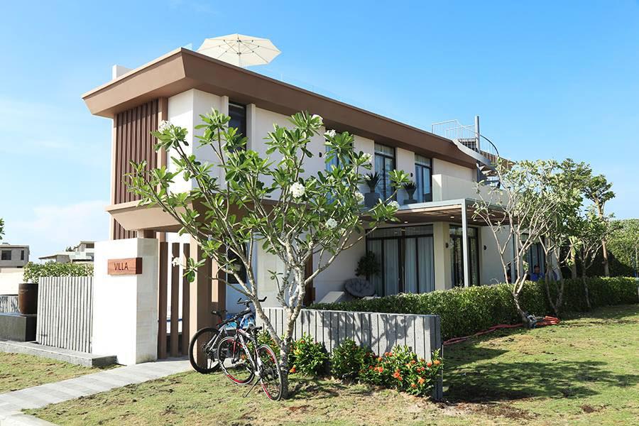 Canh quan biệt thự Cam Ranh Mystery Villas