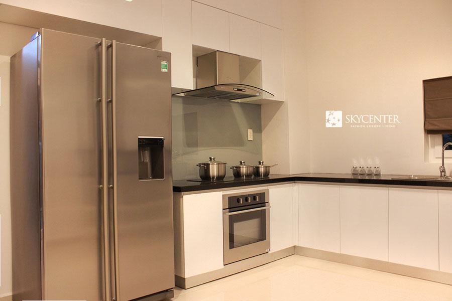 Phòng Bếp căn hộ Skycenter Tân Bình