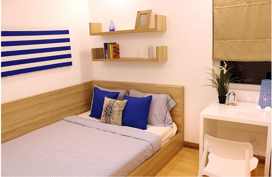 Không gian phòng ngủ Vũng Tàu Melody