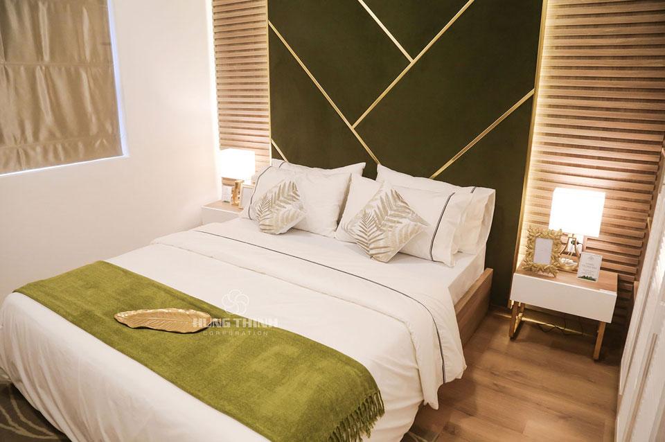 Phòng ngủ căn hộ lavita Charm thủ đức