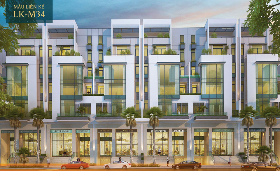 Mẫu thiết kế Nhà Phó Saigonmystery villas quận 2
