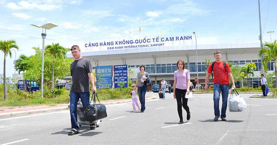 Sân bay Quốc Tế Cam Ranh Goldenbay