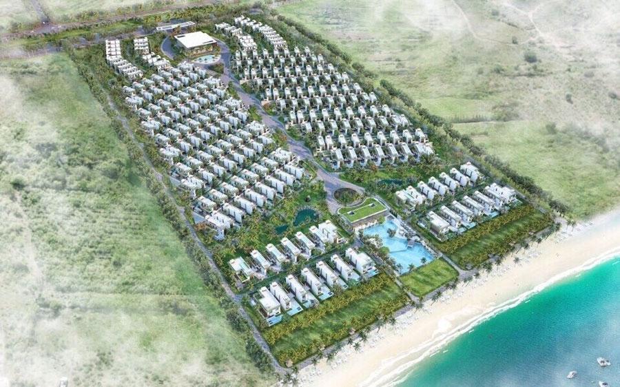 Tổng quan dự án Cam Ranh Mystery Villas