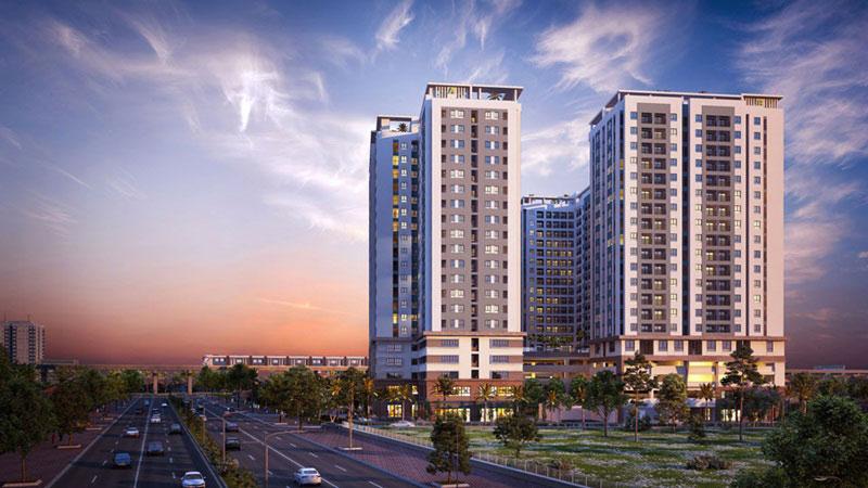 Tổng quan căn hộ Lavita Charm giao nhà 2020