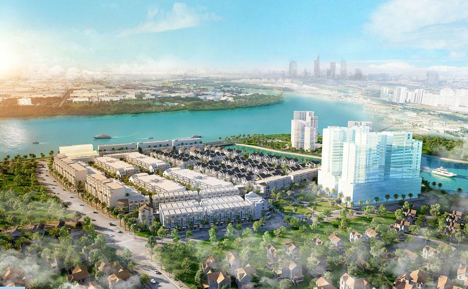 Tổng quan dự án Saigonmystery villas quận 2