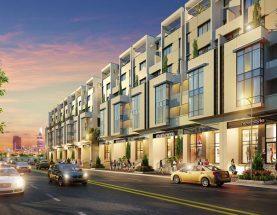 Trung tâm thương mại Saigonmystery villas