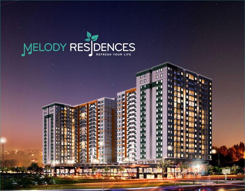 Tổng quan chuyển nhượng căn hộ Melody Residences