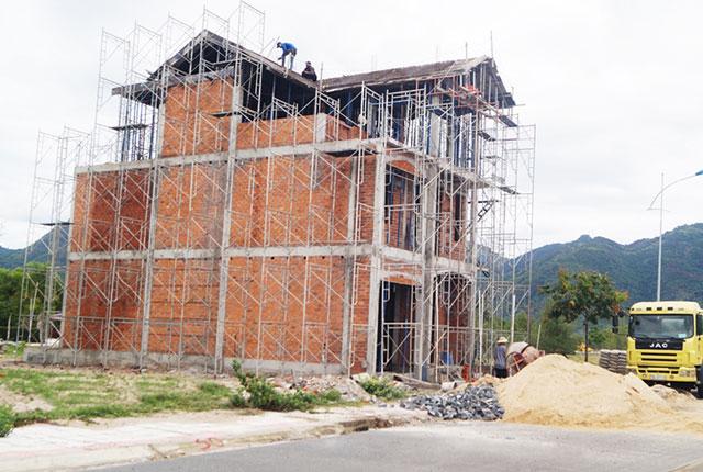 Tiến độ dự án đất nền Goldenbay