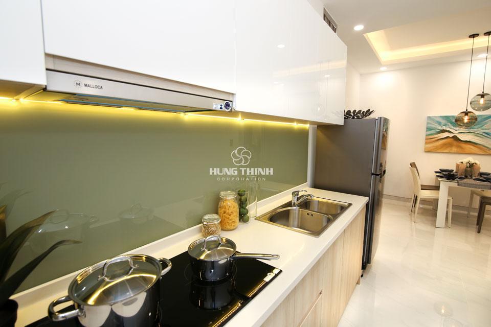 Phòng bếp căn hộ Q7 saigon riverside