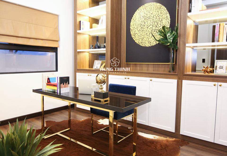 Phòng làm việc căn hộ Q7 saigon riverside