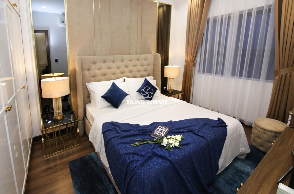 Phòng ngủ căn hộ Q7 saigon riverside