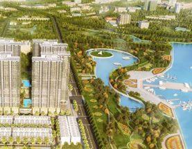 Tổng quan dự án Khu Complex Đào Trí Quận 7