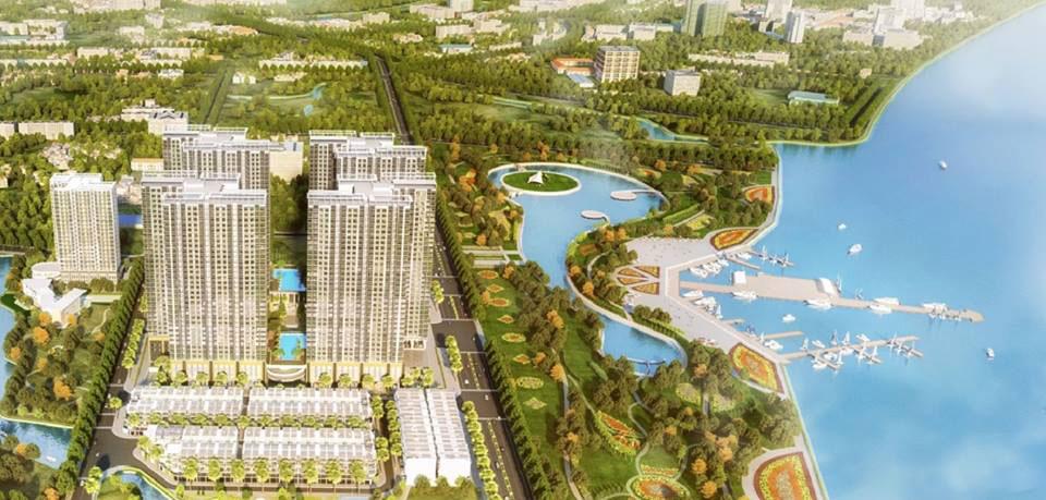 Tổng quan dự án Khu Complex Căn hộ Đào Trí Quận 7