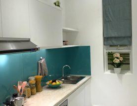 Bộ bếp tại căn hộ Florita garden quận 7