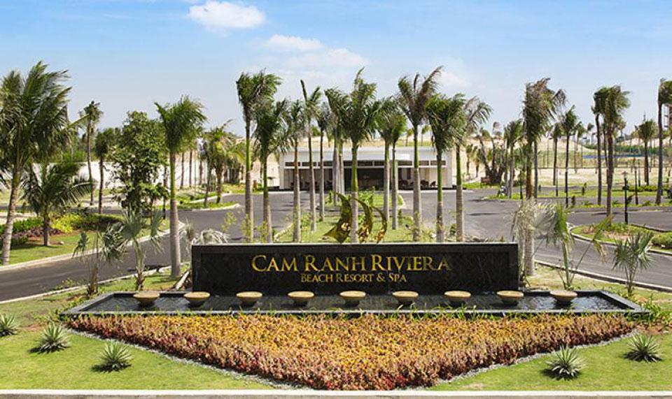 Resort Cam Ranh River Bắc Bán Đảo Cam Ranh đã hoat động