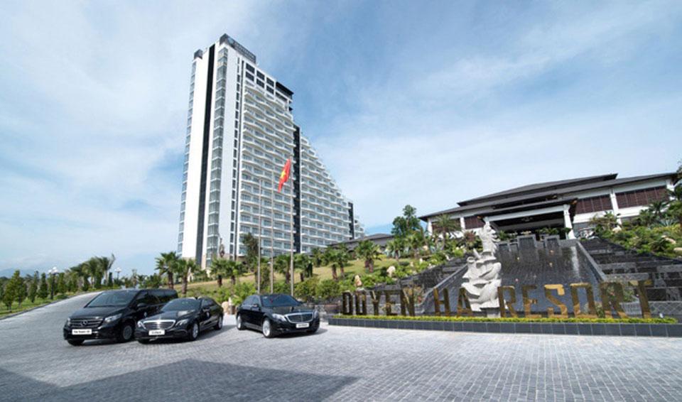 Resort Duyên Hà hoạt động tại Bắc Bán Đảo Cam Ranh