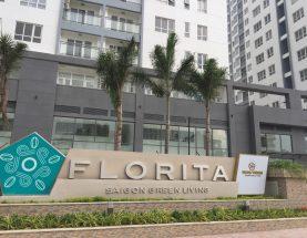 Cho thuê căn hộ Florita quận 7