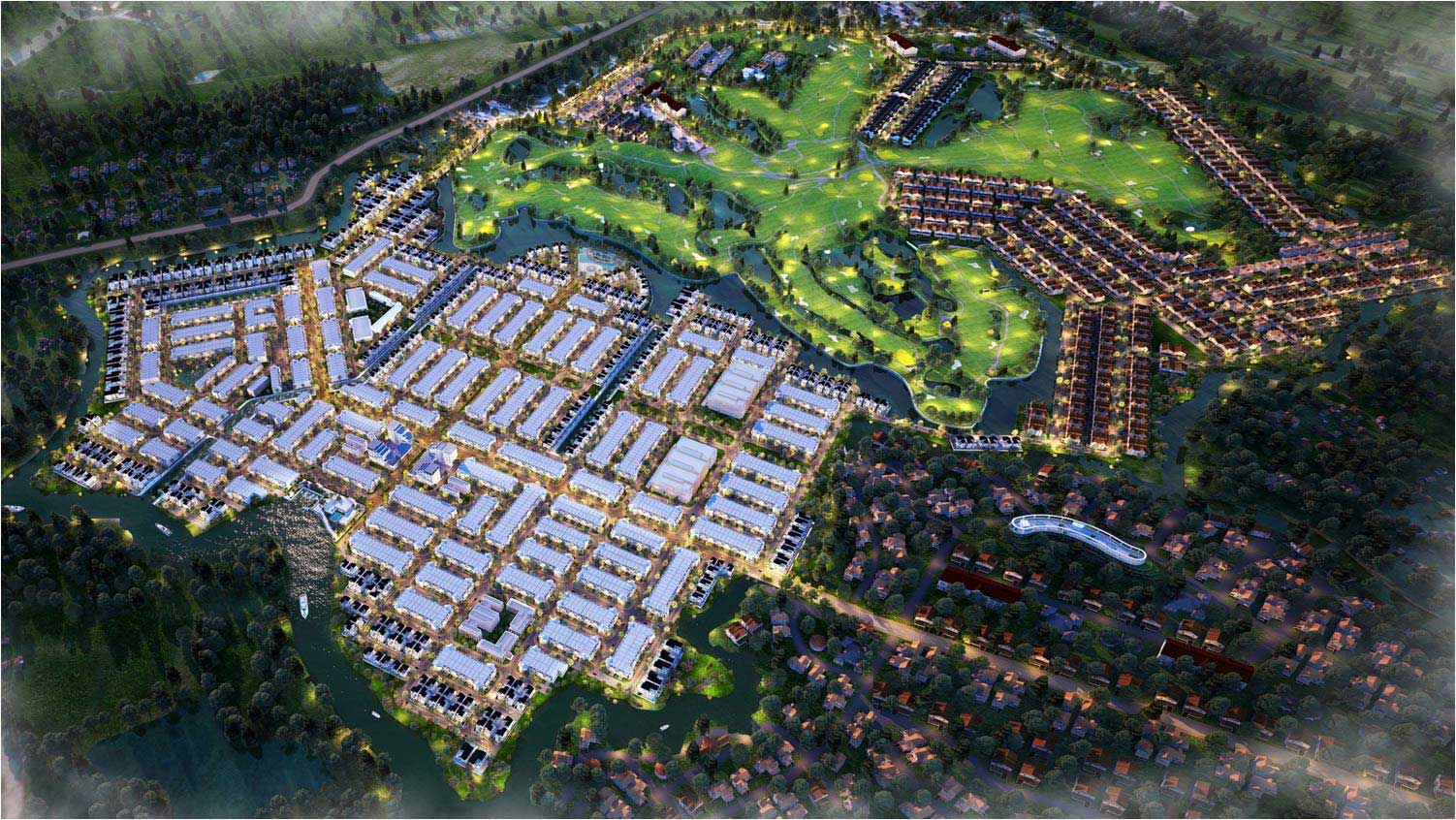 Tổng quan dự án đất nền Biên Hòa New City