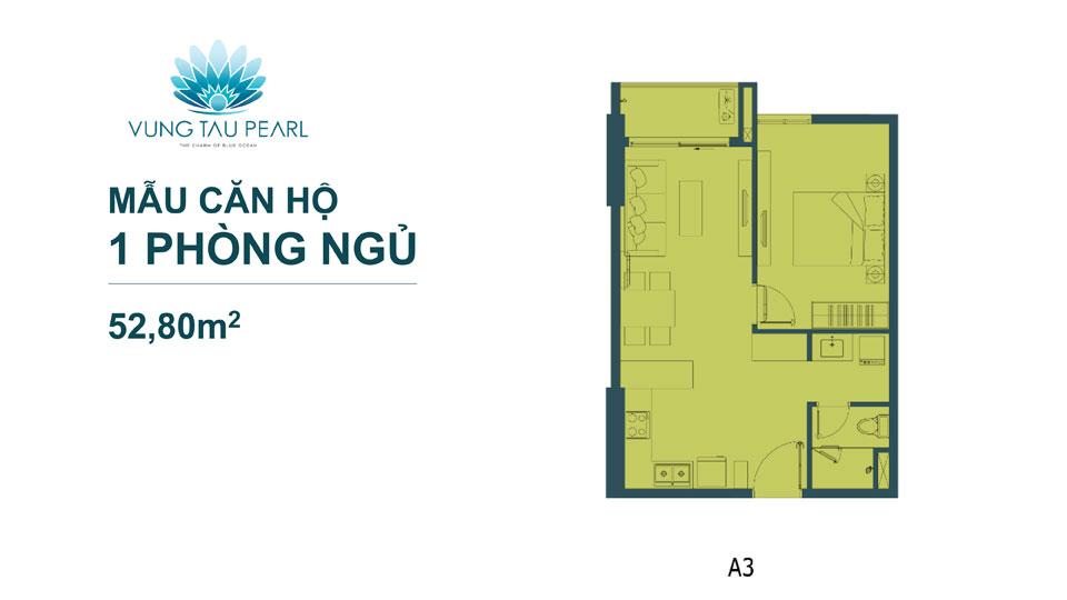 thiết kế chi tiết từng căn hộ vũng tàu pearl