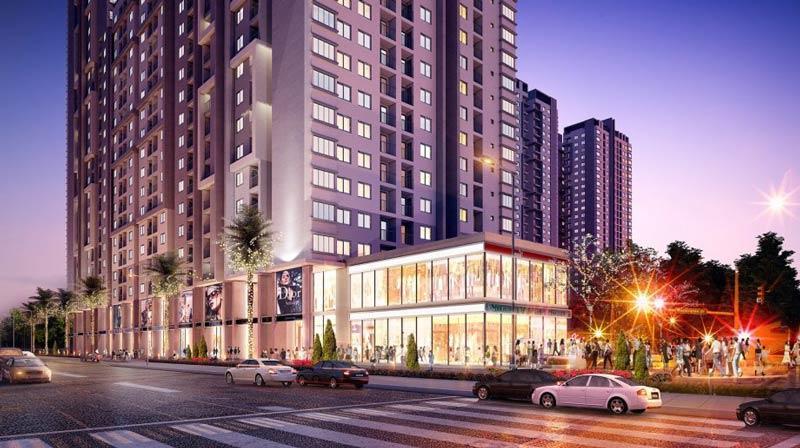 Dự án căn hộ 9x làng đại học