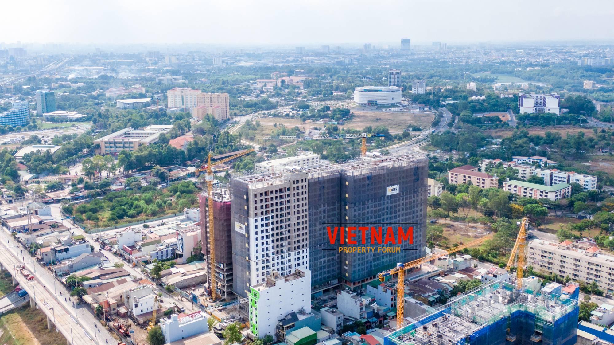 gay cạnh các tiện ích hiện đại trên, Bệnh viện Ung Bướu cơ sở 2 cạnh Suối Tiên cũng đi vào hoạt động ngày 30/4/2020